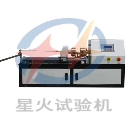 φ5mm金属线材缠绕扭转试验机